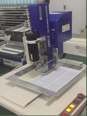 Lineal COB fosforado Recubrimiento