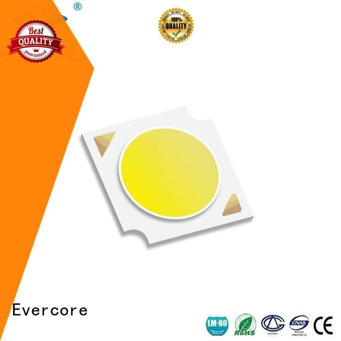 10W led modules Evercore commercial  lighting cob leds