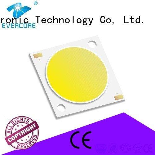 commercial  lighting cob leds color Evercore Brand Cob Led Module