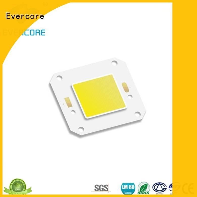 high lighting efficiency cob led modules Evercore