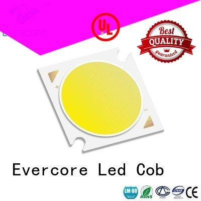 commercial  lighting cob leds High CRI Certified Evercore Brand