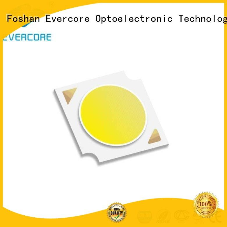 Evercore green rgb cob led supplier for lighting