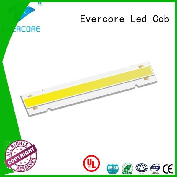 Evercore green Led Cob Chip supplier for distribution
