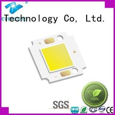 high lighting efficiency led cob Evercore Brand