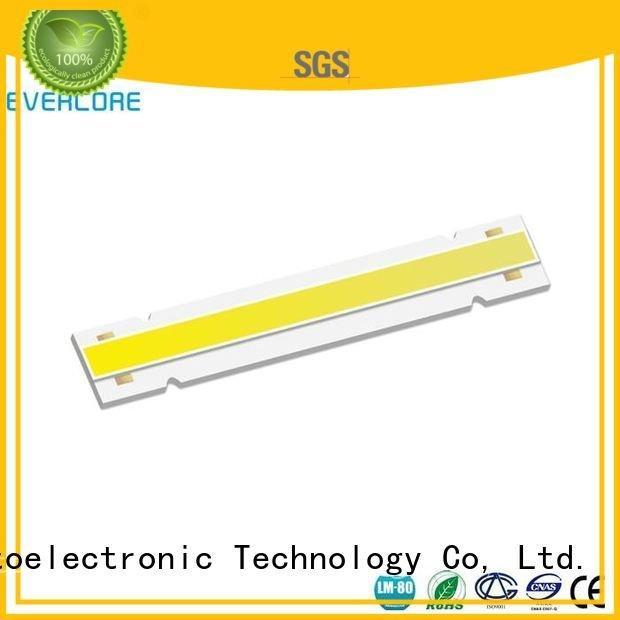 High CRI Universal linear cob Evercore commercial  lighting cob leds