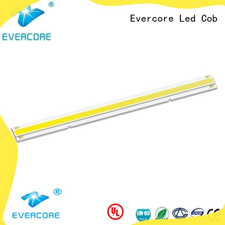 Evercore led Led Cob Chip supplier for lighting