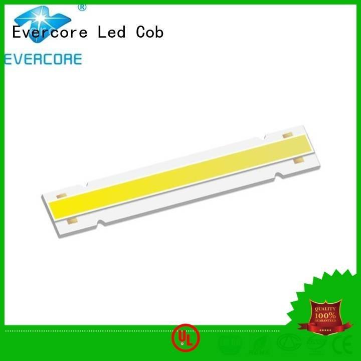 Evercore Brand modules commercial  lighting cob leds High CRI Universal