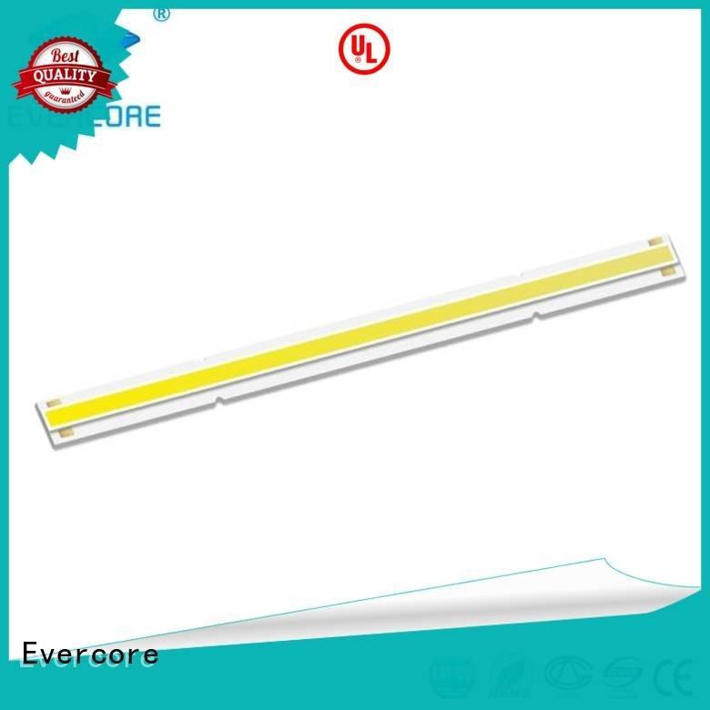 Wholesale LM-80 commercial  lighting cob leds Evercore Brand