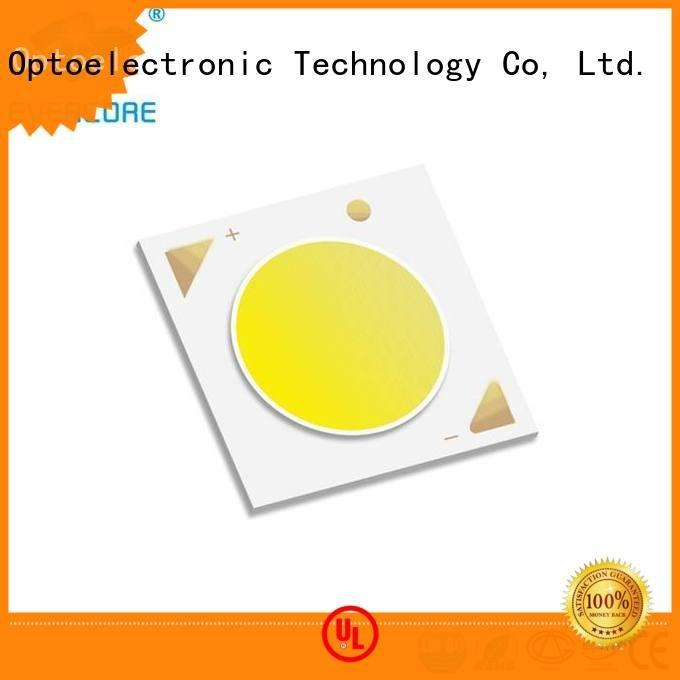 Certified led commercial  lighting cob leds Evercore