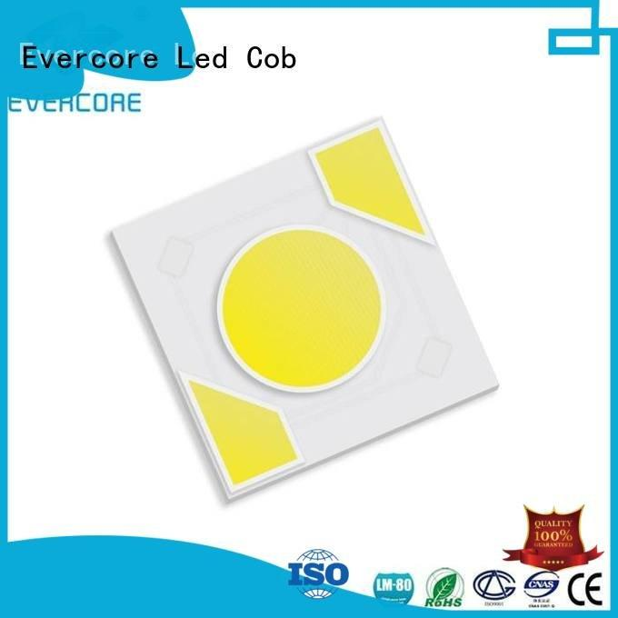 ac led Evercore warm light