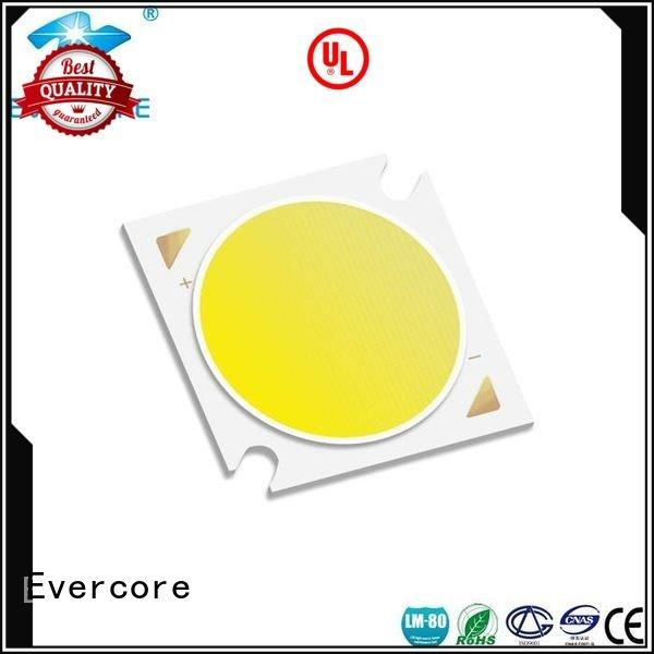 Evercore best cob led grow light High CRI led full spectrum cob