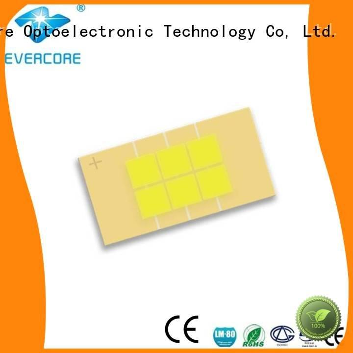 Evercore led automotive lighting cobs modules cob