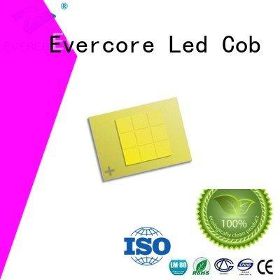 automotive lighting cobs modules cob Automotive COB Evercore led cob