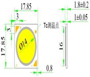 LED COB for Par Light / Down Light (BH1816 )HE150