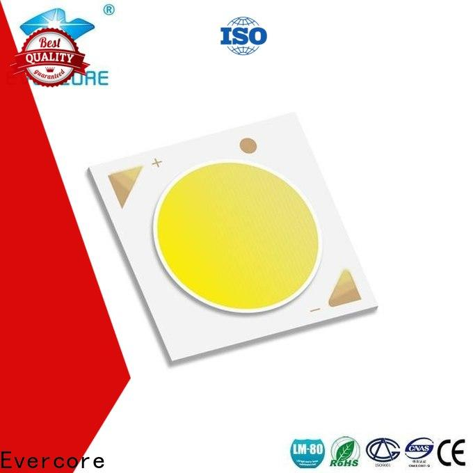 Evercore green Led Cob Chip factory for distribution
