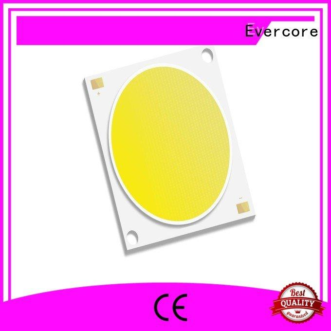 high lighting efficiency led modules cob Evercore