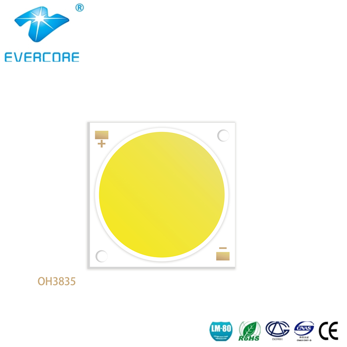 LED COB for street light/High bay light/ flood llight (OH3835 /OD3835 )50W-80W