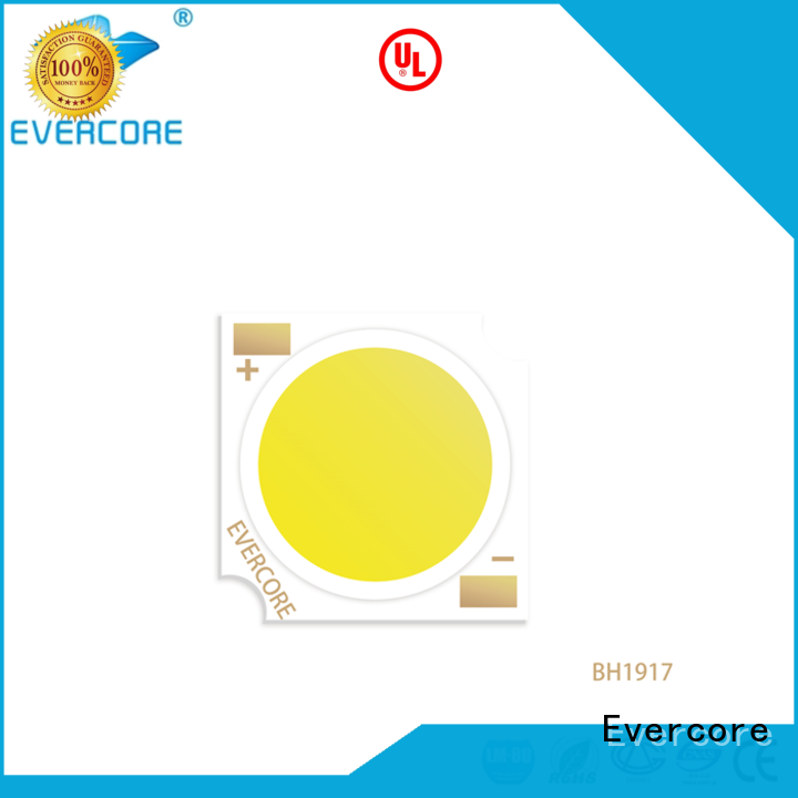 Evercore professional 6000k led color supplier for sale