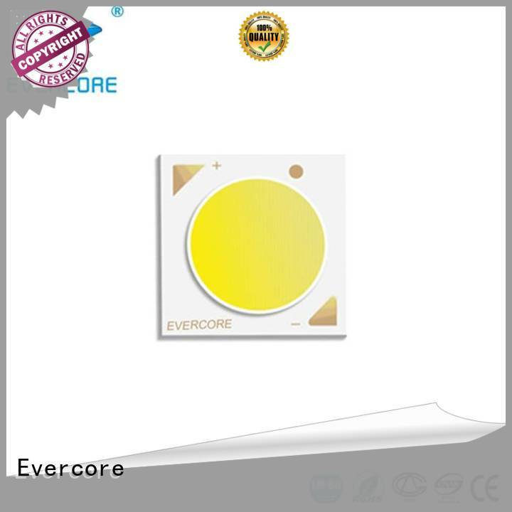 Evercore green rgb cob led supplier for sale