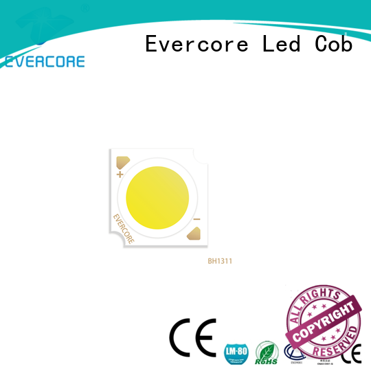 green Led Cob Chip bh16105 supplier for lighting