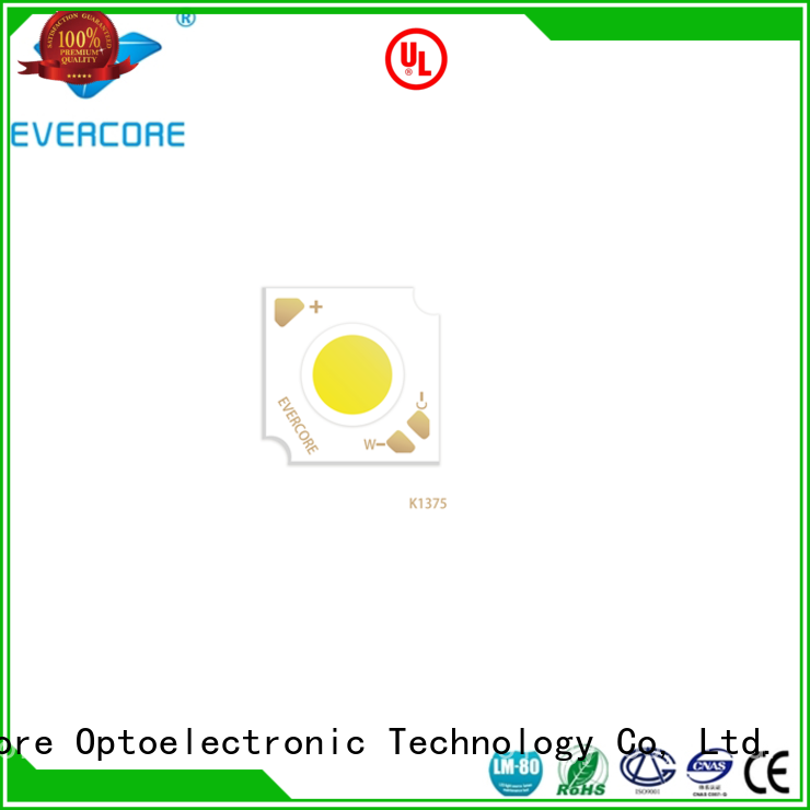 Evercore cob 2 color led bulk production for distribution